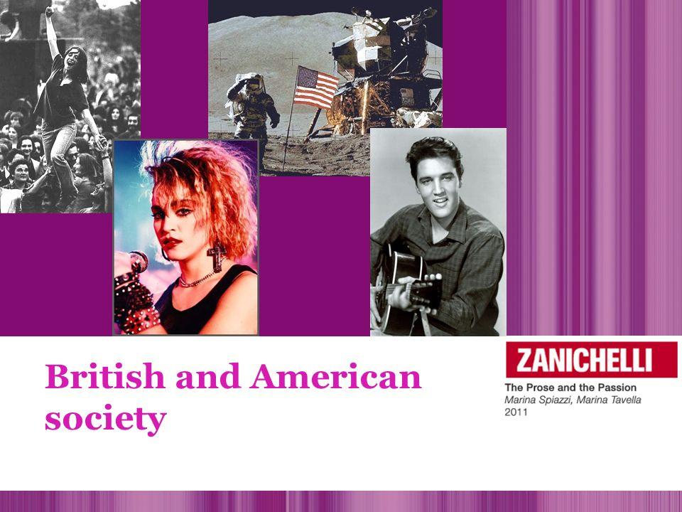 British and American society