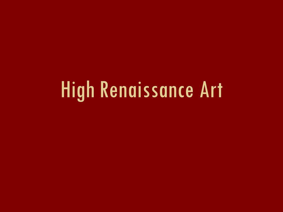 High Renaissance Art