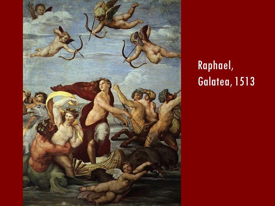 Raphael, Galatea, 1513