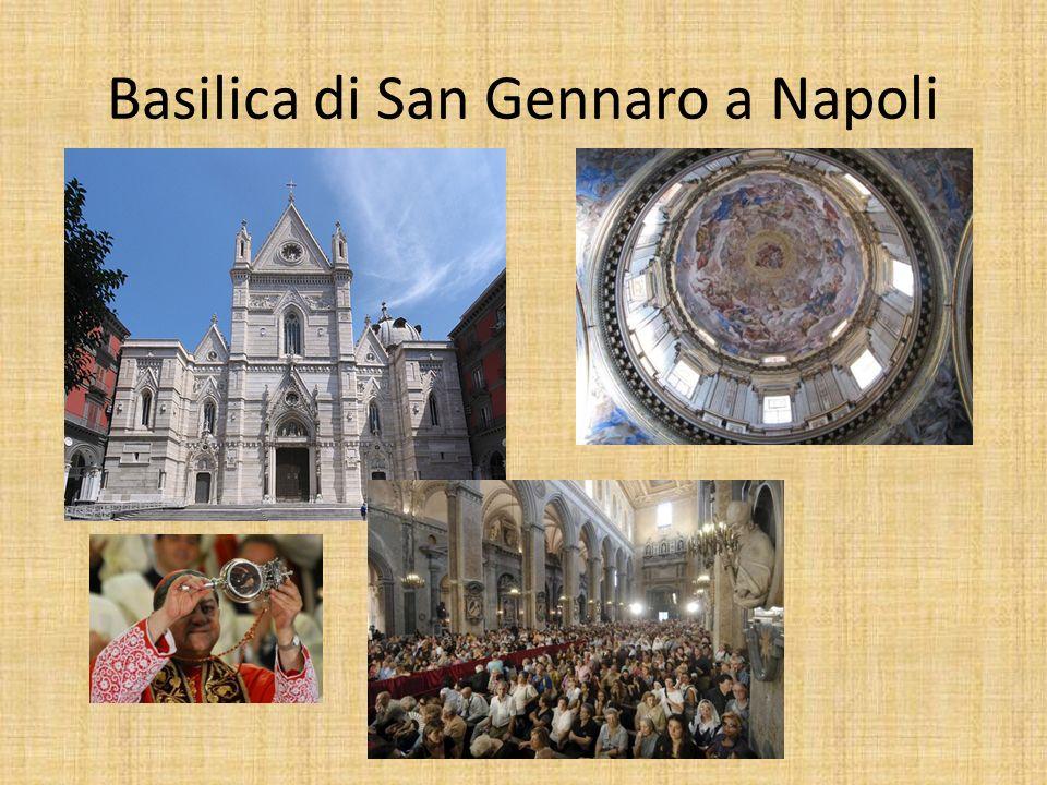 Basilica di San Gennaro a Napoli