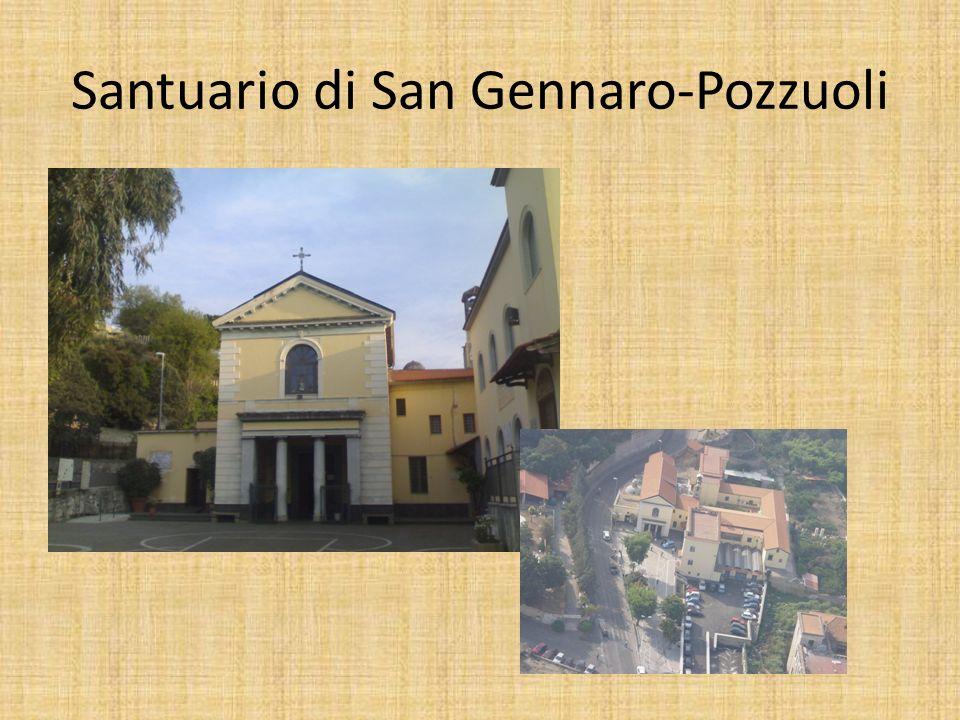 Santuario di San Gennaro-Pozzuoli