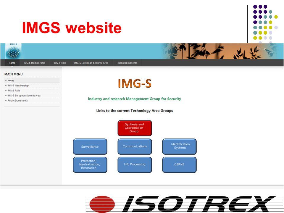 IMGS website