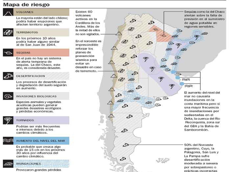 Mapa de riesgo