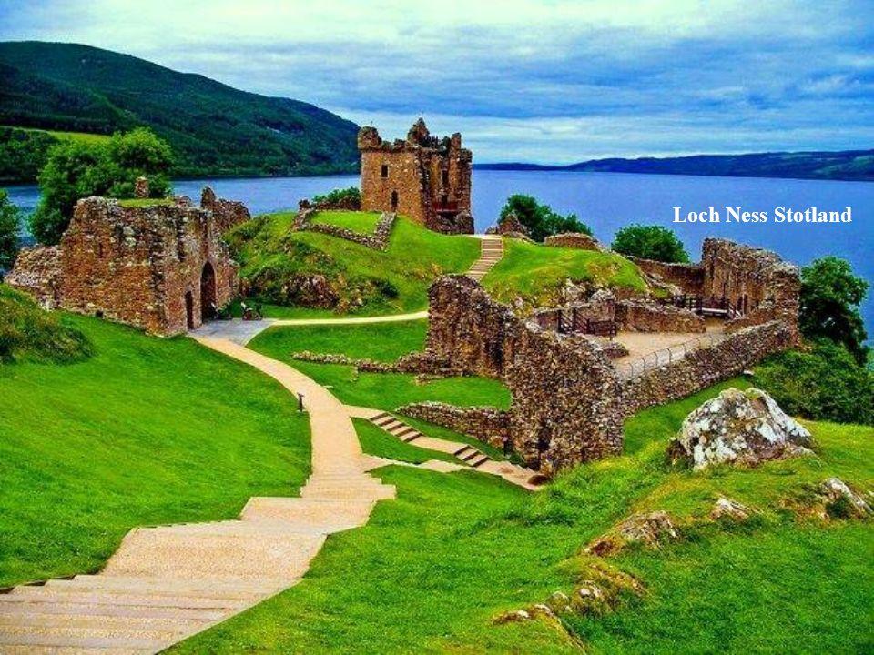 Loch Ness Stotland