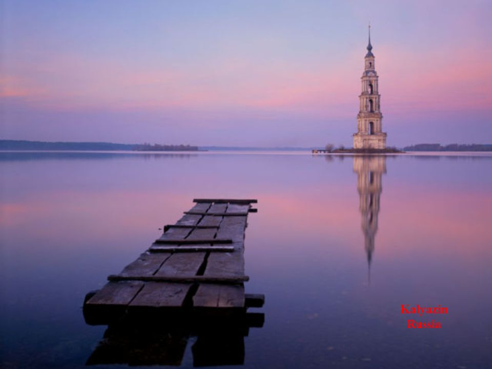 Kalyazin Russia