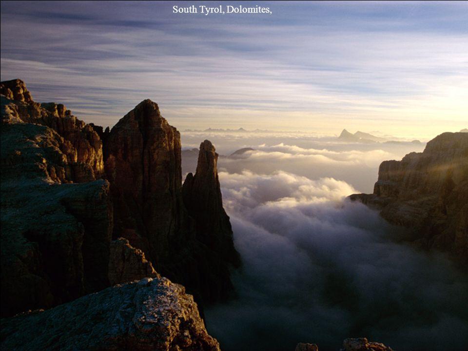 Spectacular View, Dolomites,