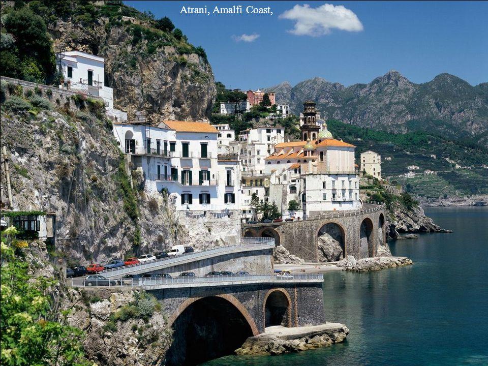 Amalfi Coast, Campania,