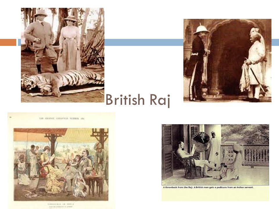 British Raj