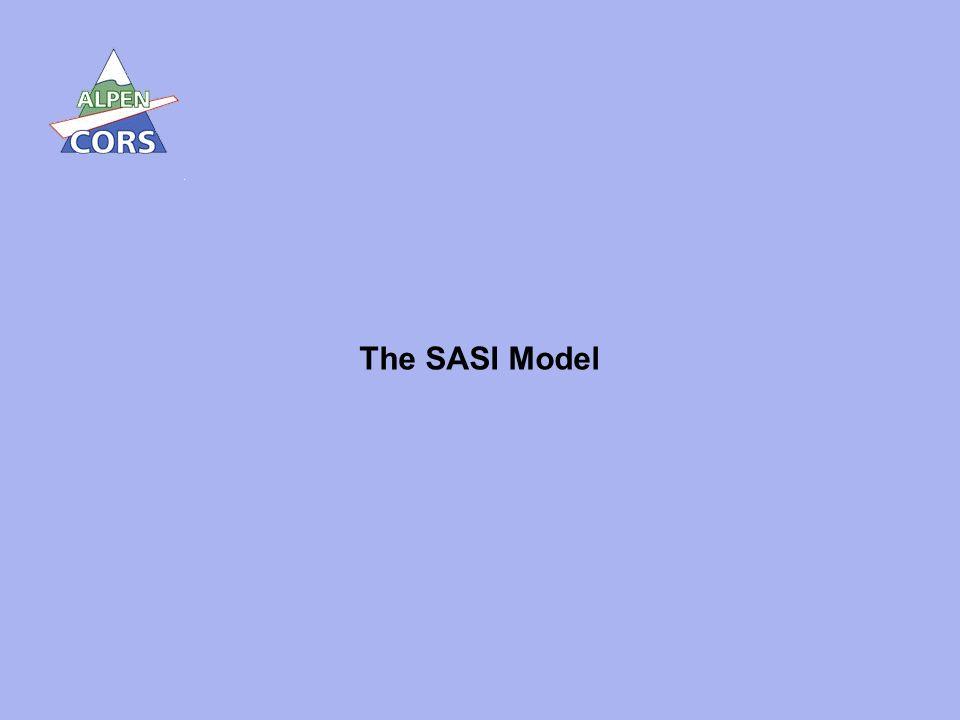 16 The SASI Model