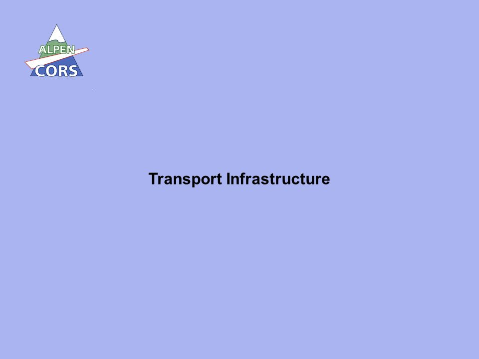 9 Transport Infrastructure