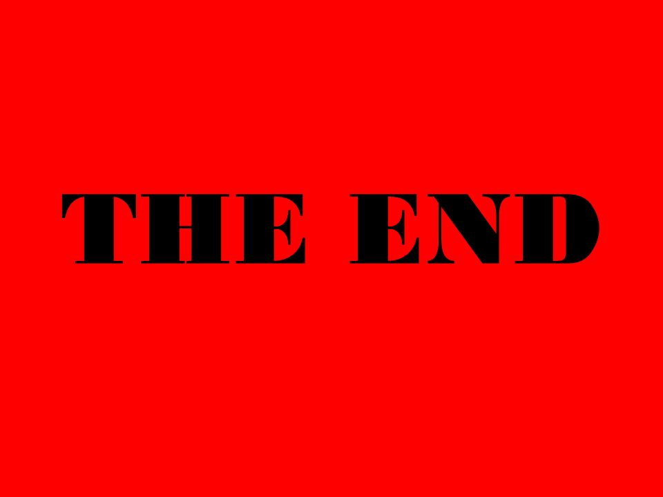21/07/12 THE END