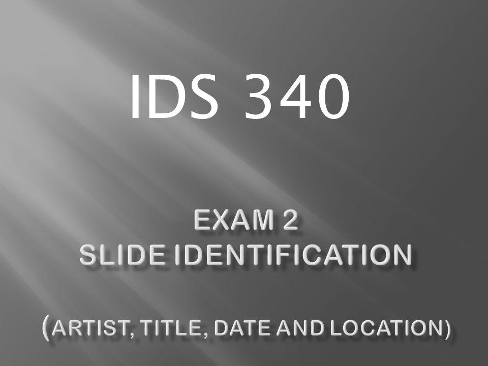 IDS 340
