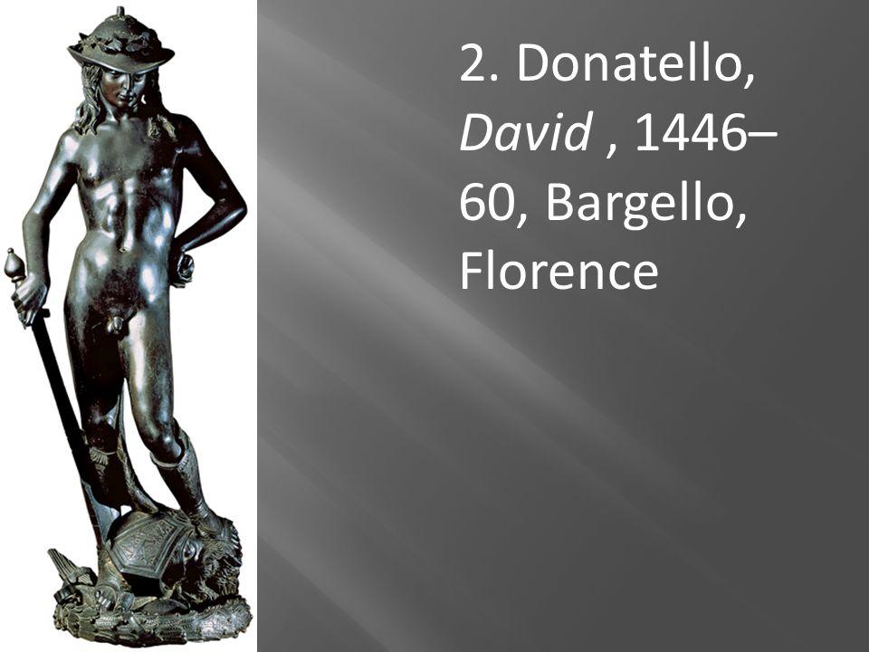 3. Ghiberti, The Sacrifice of Isaac, 1401, Bargello, Florence