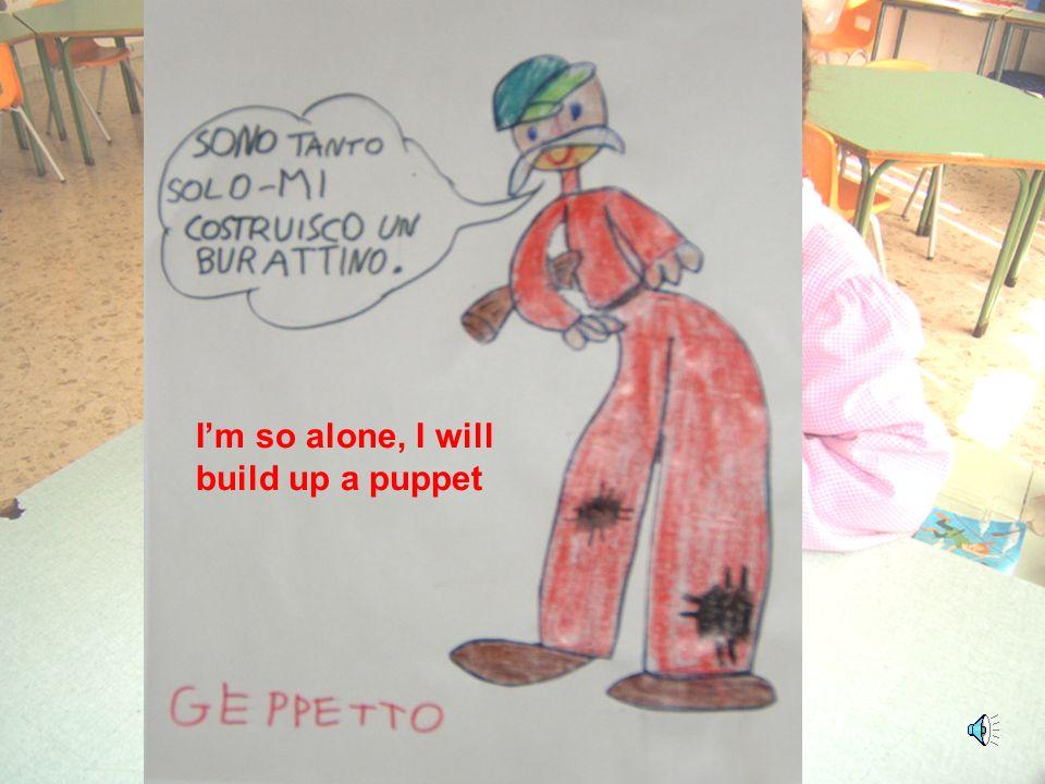 Hello! Im Sofia, I tell you Pinocchios story