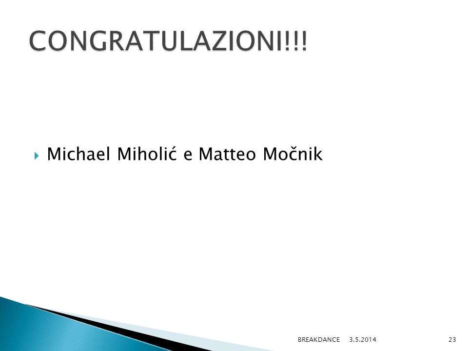 Michael Miholić e Matteo Močnik 3.5.2014BREAKDANCE23