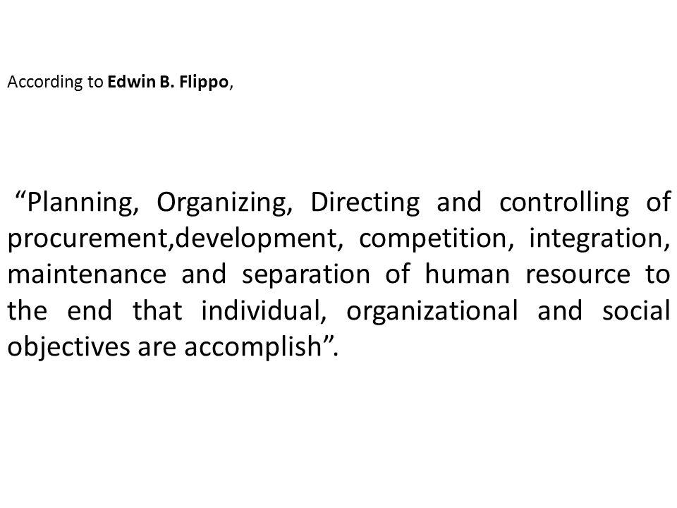 According to Edwin B.