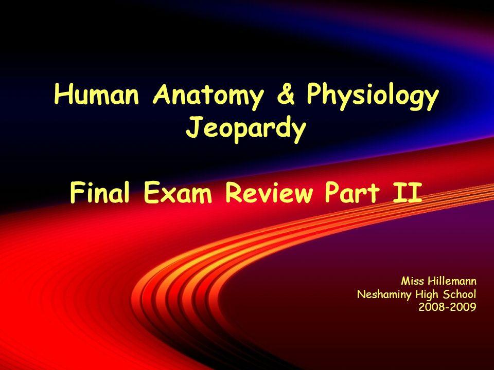 Ausgezeichnet Mcgraw Hill Anatomy And Physiology Final Exam ...