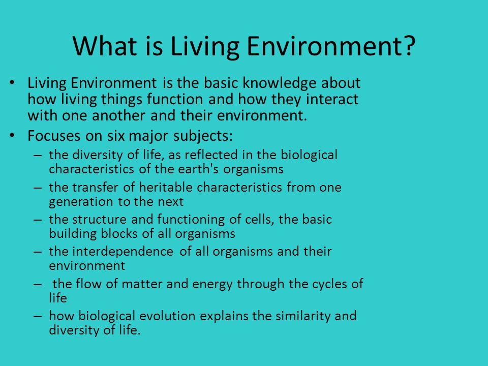 living environment regents june 2012 answer key