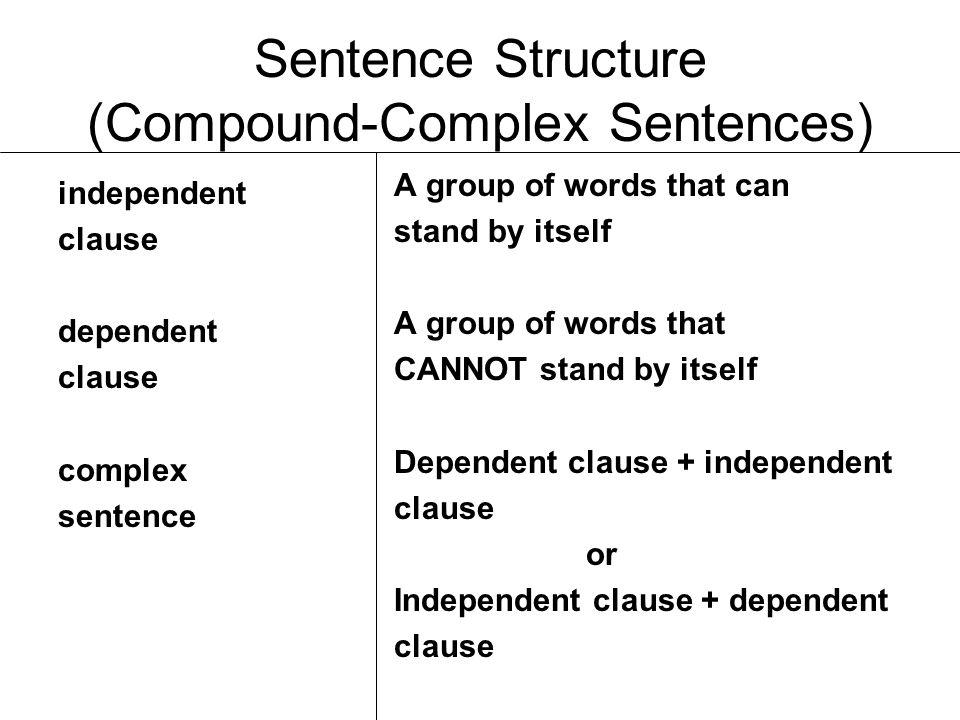 Independent clauses worksheet pdf