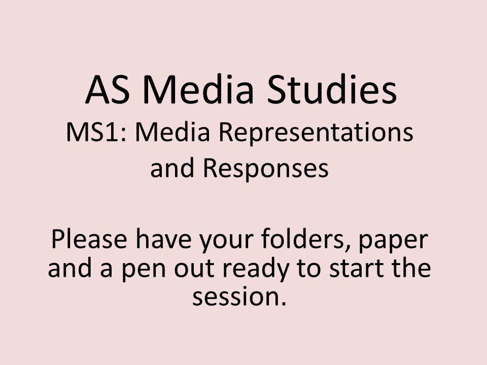 Homework help please!! Media Studies?