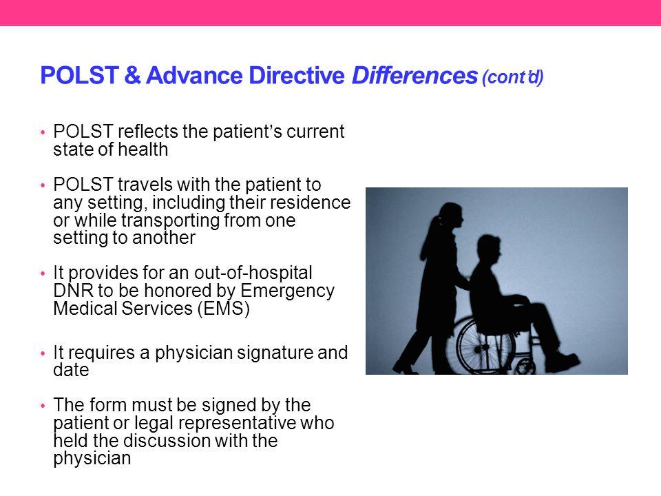 advance directive essay
