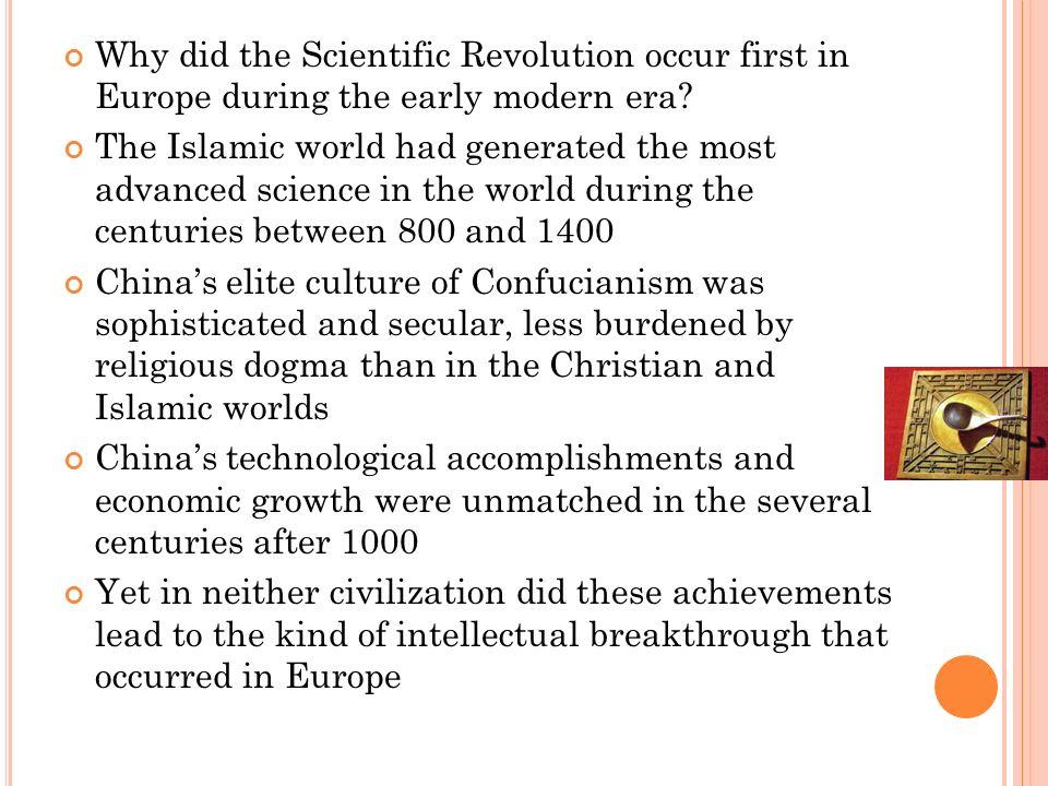 Scientific Revolution And The Enlightenment Ap European Tomrichey