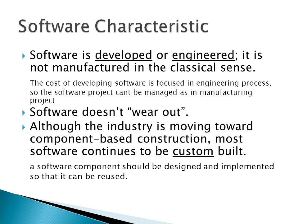 PI2134 Software Engineering IT Telkom.  Software definition ...