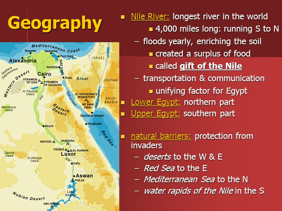 WarmUp Pg Analyze The Nile Valley Answer The - 3 longest rivers in the world