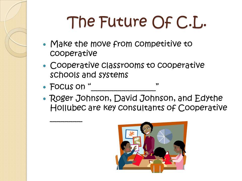 The Future Of C.L.