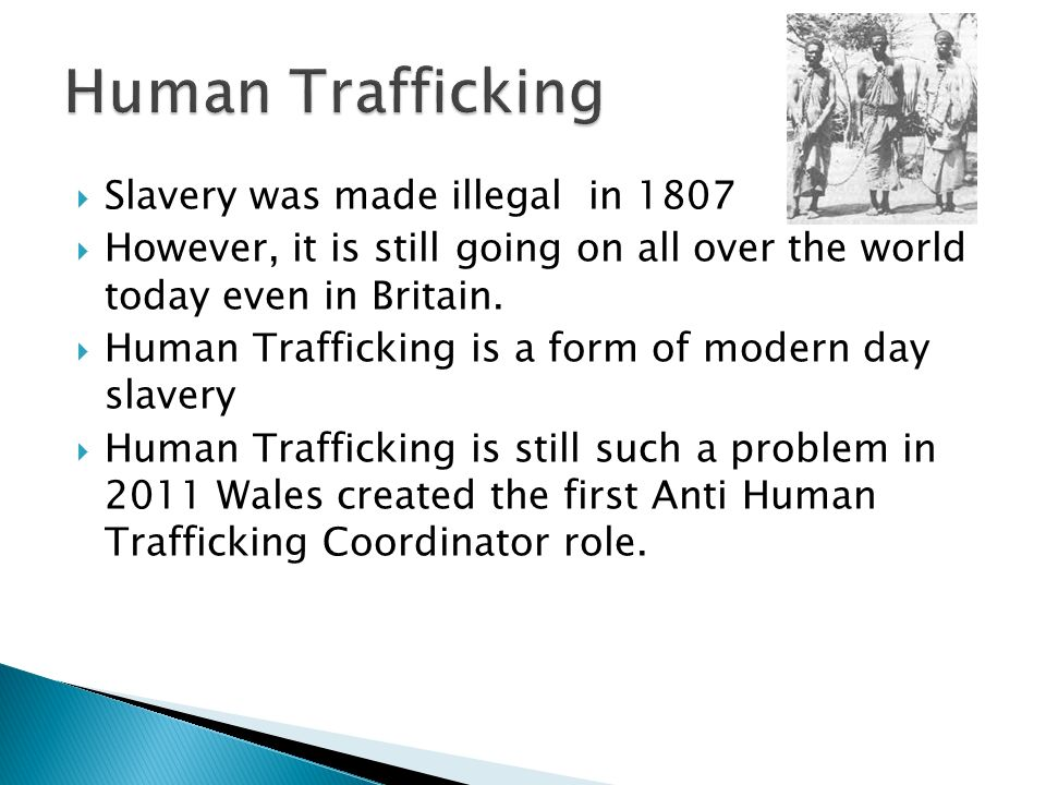 esw communication level active citizenship  hand in  7  slavery