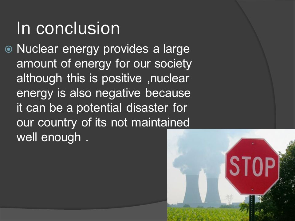 nuclear energy externalities Because nuclear reprocessing recycles nuclear material nuclear energy a more and more viable solution to future provisions of energy externalities and energy.