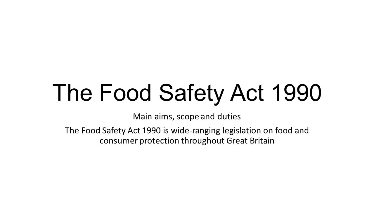 food and safety essay Free food safety papers, essays this has led to a heightened awareness of food safety food irradiation is being looked at as a potential solution to the problem.