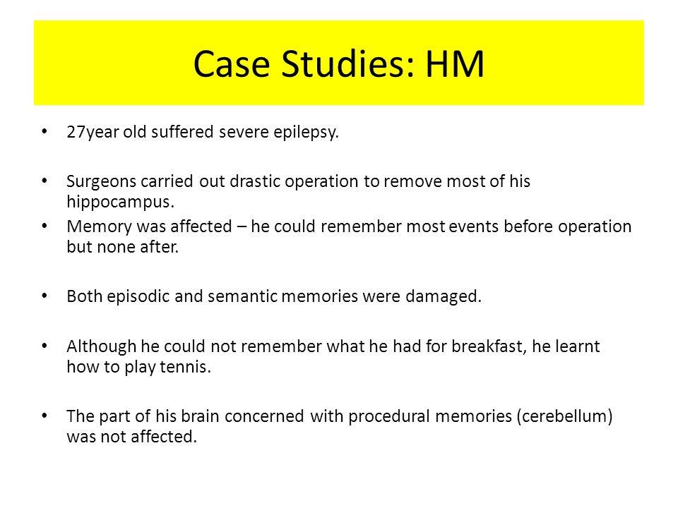 case of hm