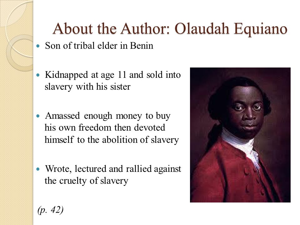 frederick douglass and olaudah equiano essay - interesting narrative of the life of olaudah equiano essay introduction the ship equation ended up on was a gruesome terrifying slave and cargo ship the ship equation ended up on was a gruesome terrifying slave and cargo ship.