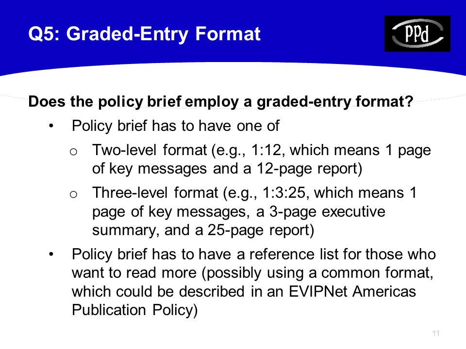 policy brief format - Dolap.magnetband.co