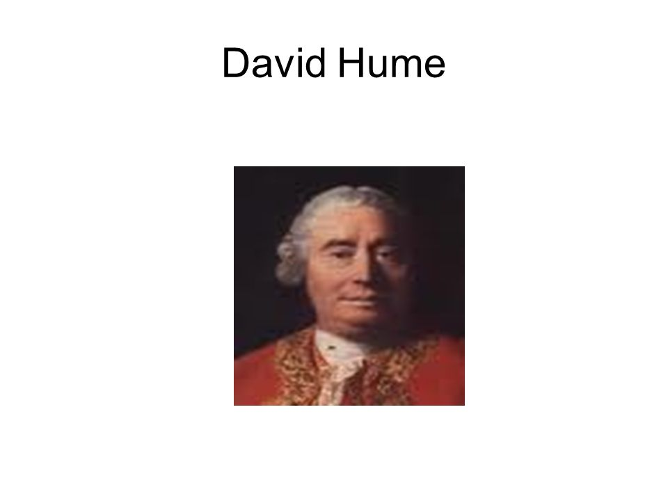 Criticism agains David Humes knowledge theory?