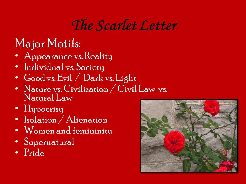 Good vs evil essay scarlet letter