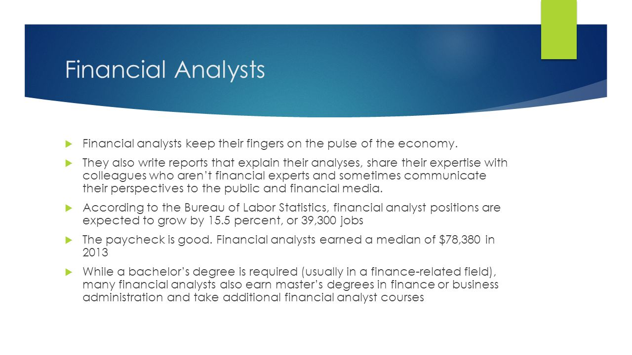 finicial anaylis Check out our various financial analysis tools on our learning toolbox.