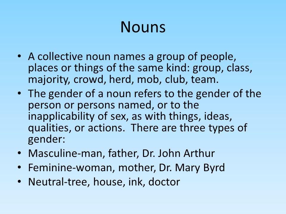 Collective noun for fashion models 95