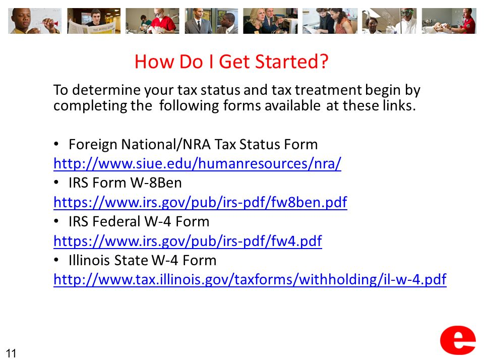Foreign National / Non-Resident Alien (NRA) Taxes ppt download
