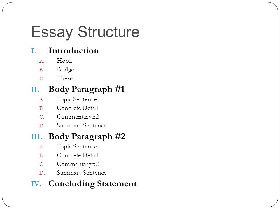 english i honors expository essay actions vs words revising  13 essay structure