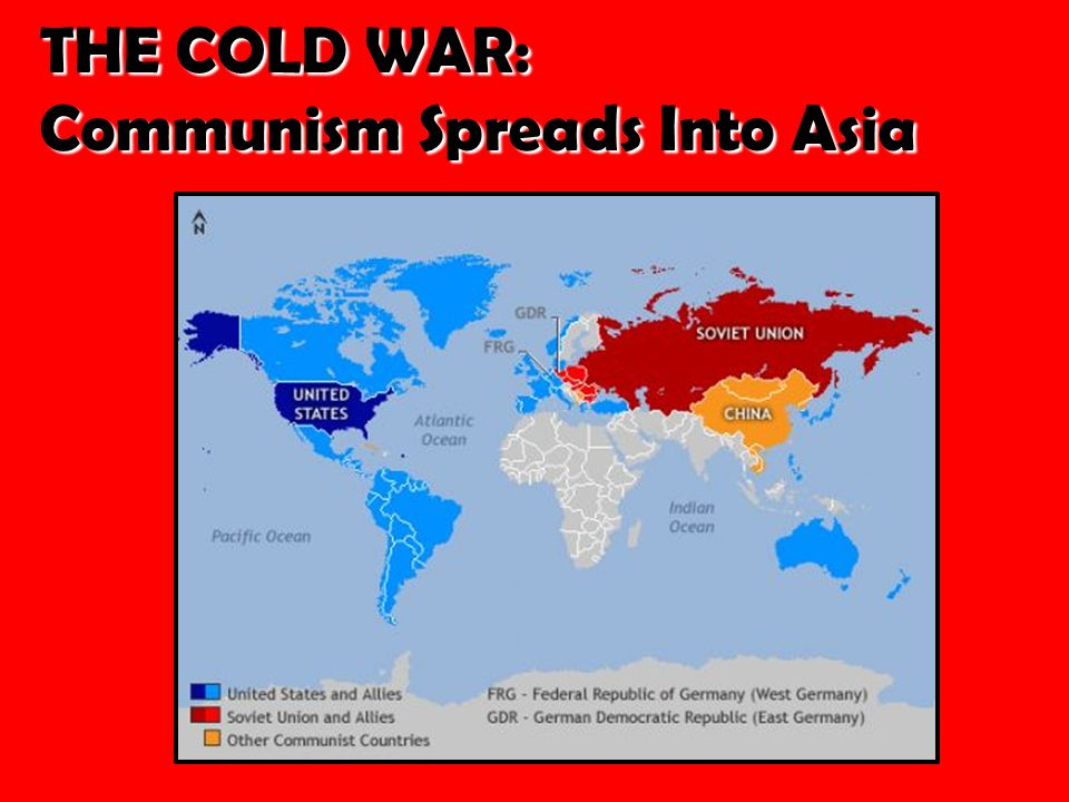 1 the cold war communism spreads into asia