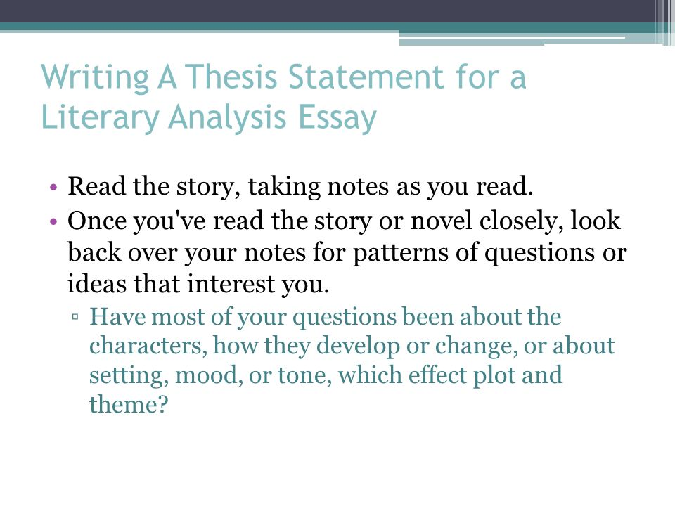 the literary analysis essay using the gift of the magi by o henry  writing a thesis statement for a literary analysis essay the story taking notes as