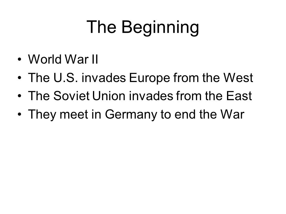 the cold war essay paragraph intro paragraph describe the beginning world war ii the u s