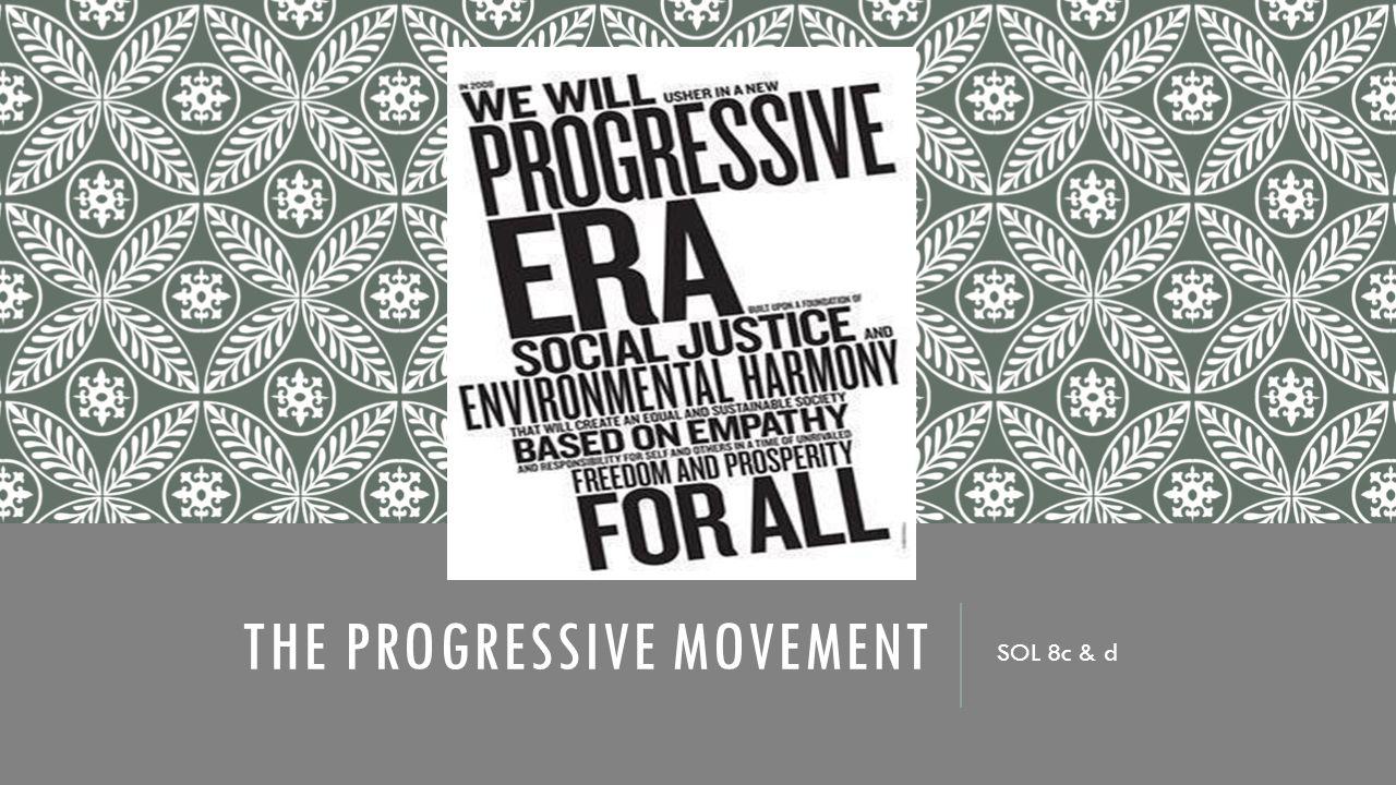 the progressive movement sol c d the progressive movement 1 the progressive movement sol 8c d