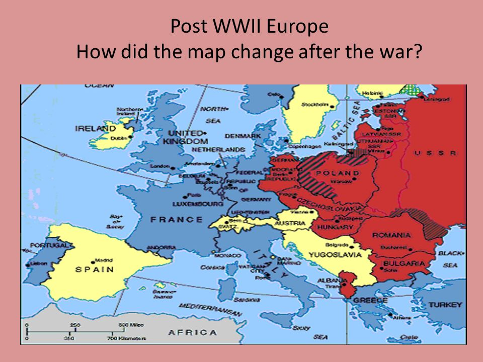 Map Of Germany Post Ww2.How Did The Map Of Germany Change After Ww2