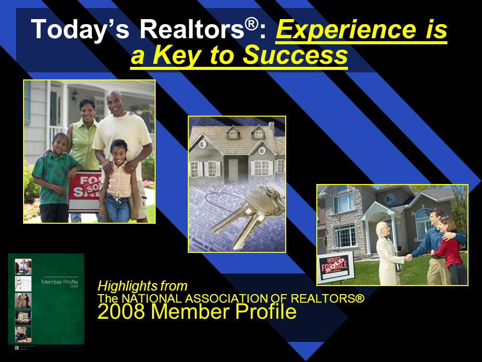 national association of realtors and my success essay