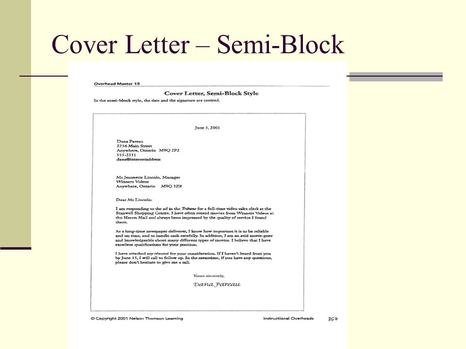 Cover Letters Purpose And Importance. Why A Cover Letter? The
