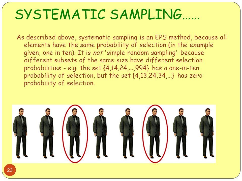 1 SAMPLING METHODS. LEARNING OBJECTIVES 2 Learn the reasons for ...