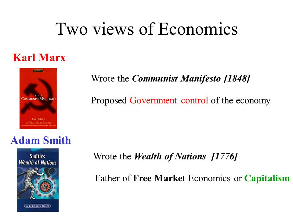 an analysis of the wealth of nations versus the communist manifesto The communist manifesto unabridged the concepts scarcely seem to require further analysis the wealth of nations is shaped not by ideology but by an honest.